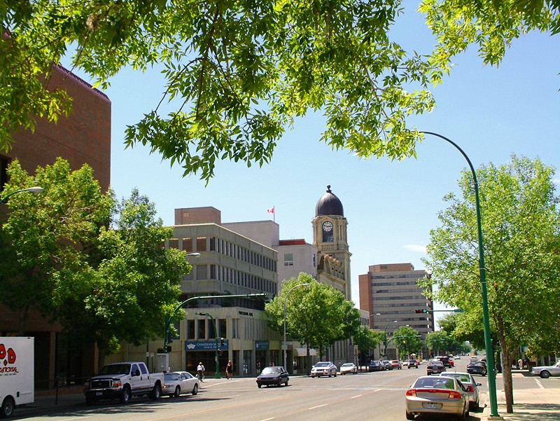 Lethbridge_downtown