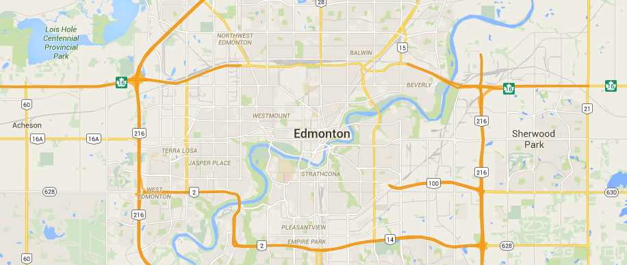 edmonton and area